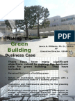 JMBM Hospitality Attorney with Lance Williams of the USBGC on making the green building business case.