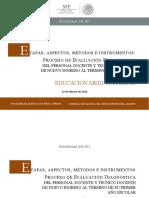 EAMI Evaluacion Diagnostica EMS
