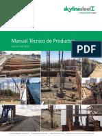 Manual Tecnico Tablestacas Skylinesteel