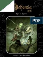 Alchemia RPG - Livro Dos Monstros 1.0 - Taverna Do Elfo e Do Arcanios