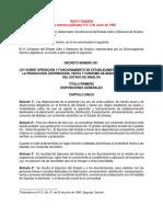 Licencia de Funcionamiento de Establecimientos de a y b