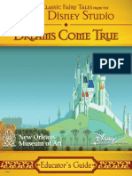 Art of the Classic Fairy Tales from the Walt Disney Studio - Dreams Come True