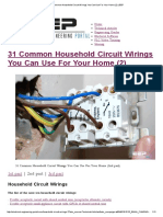 31 Common Household Circuit Wirings You Can Use for Your Home (2) _ EEP