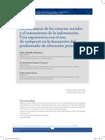 CCSS y Webquest