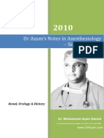 Renal Urology History
