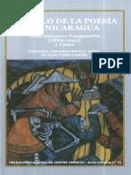 CCBA - SERIE LITERARIA - 13 - El Siglo en La Poesía en Nicaragua Tomo I - 01