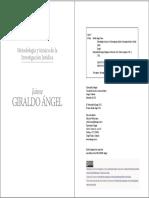 Metodología y Técnica de la Investigación Jurídica