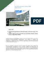 15-06-16 Senado Avala, En Lo General y Lo Particular, Ley General de Responsabilidades Administrativas