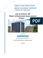 City of Jackson Interim Construction_Water Meter Testing Report FINAL