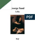 G. Sand - Lélia