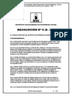 REGLAMENTO PARA EL SISTEMA DE AUDITORIA DE RIESGOS DEL TRABAJO - SART -