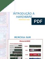 Conceitos de Memória RAM e memoria rom