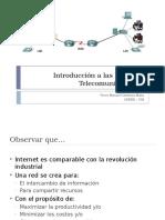 introduccion a Las Redes en Telecomunicaciones - Copia
