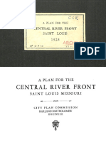 A Plan for the Central Riverfront - St. Louis 1928