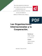 Trabajo de Derecho Internacional Publico