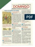 Domingo de Ramos - 29-03-2015