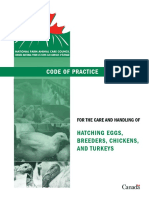 2016 national poultry code - hatching eggs breeders chickens and turkeys