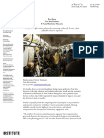Fact Sheet L Train Shutdown Charrette