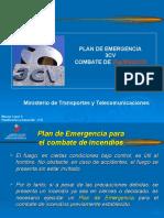 plan evacuacion
