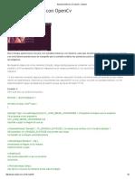 Ejemplos Básicos Con OpenCv _ Sebest