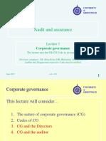 03 - Corporate Governance - 2015-16