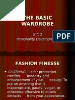 The Basic Wardrobe