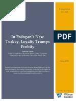 In Erdogan's New Turkey, Loyalty Trumps Probity