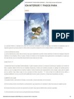 ¿Qué Es La Sanación Interior_ 7 Pasos Para Lograrla