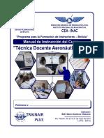Manual Curso de Tecnica Docente Aeronautica