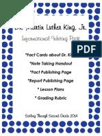 martinlutherkingjrinformationalwritingpack