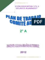 Plan de Comite Aula San Juan Lurigancho