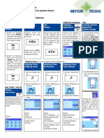 XP XS Short Manual