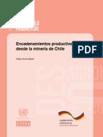 Encadenamientos Productivos Desde La Minería en Chile_CEPAL