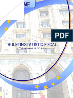 Buletin Statistic Fiscal 2 2014