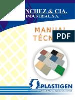 PLASTIGEN - Manual Tecnico