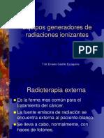 Equipos Generadores de Radiaciones Ionizantes 07