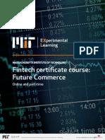 MIT Fintech