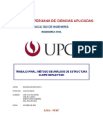 175606462 Slope Deflection Trabajo Final