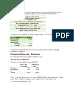 Costos Manu Proyecto Espesador