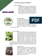 Simbolos Patrios de CentroAmerica.doc