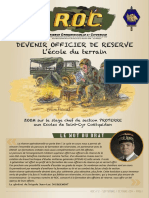 Devenir Officier de reserve - DRAT