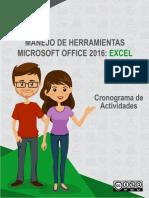 Cronograma Excel