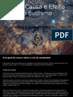 21153685-Lei-De-Causa-e-Efeito - Lei de Causa e Efeito No Budismo