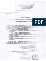 Nota Interna Ingrijiri La Domiciliu