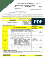 SESION DE APRENDIZAJE 2 3r0.docx