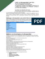Practica2-La Discapacidad y Las TICs