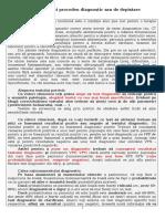 Tema 7 Evaluarea Unui Procedeu Diagnostic