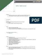 SAP01e – SAP01 Overview