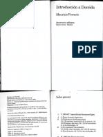Introducción a Derrida-Ferraris, Maurizio. Amorrurtu Ed.-2006