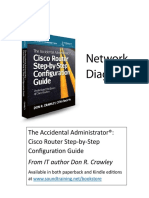 Accidental Administrator Cisco Router Network Diagrams